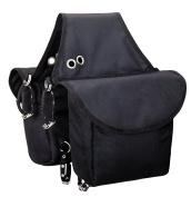 Weaver Leather Insulated Nylon Saddle Bag
