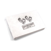 TWINS pocket sized footprint album
