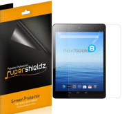 [3-Pack] SUPERSHIELDZ- Anti-Glare & Anti-Fingerprint (Matte) Screen Protector For Nextbook 8 NX785QC8G Quad Core 20cm Tablet (2014 Release) + Lifetime Replacements Warranty [3-PACK] - Retail Packaging
