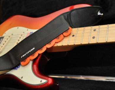 Fretfunk Guitar Strap Pick Holder - Classic Edition