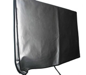 Large Flat Screen TV's 110cm Vinyl Padded Dust Covers. Ideal for Outdoor Locations.