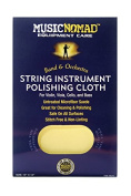 Music Nomad String Instrument Premium Microfiber Polishing Cloth for Violin, Viola, Cello & Bass