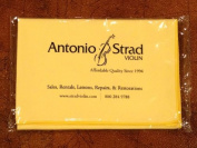Antonio Strad Microfiber Instrument Cleaning Cloth 4.3mx14""