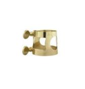 Selmer 1714 Alto Saxophone Ligature - Gold Lacquered