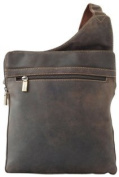 Visconti Leather Messenger Bag Style 18017