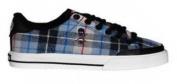 Circa Skateboard Kids Shoes Lopez 50 Black / Blue Originals - C1rca Shoes