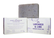 Suma Lavender and Lime Soap 95g