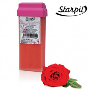 Rose Wax Starpil, Roll-on Cartridges, 110 g