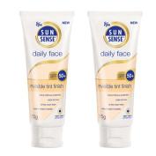 SunSense Daily Face SPF50+ Invisible Tint Finish Sunscreen 75g