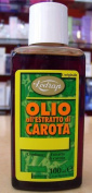 Tanning Oil Extract of Carrot 100 ml