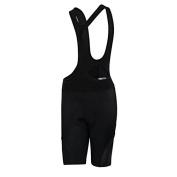 Women's 6D Padded Classic Bib Cycling Bib Shorts Black