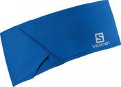 Salomon Unisex Training Headband, Union Blue, One Size