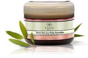 Body Scrub, Tiyya Black Soap with Essential Oils , 250ml
