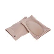 Winomo Pair of Silicone Elastic Bandage Arch Flatfoot Orthotics Massage Pad Insoles