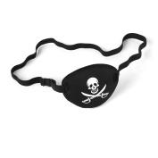 Pirate Skull Crossbone Adults Eye Patch for Lazy Eye