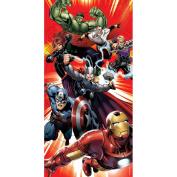 "Marvel Avengers 140 x 70 cm ""Character"" Beach and Bath Towel"