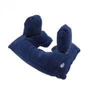 Blow Up And Go Travel Pillow