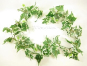 2x 165cm Large Artificial Greenery Ivy Garlands / Vine (Variegated) from GT Decorations