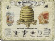 Bee Keeping Metal Sign - Beekeeping sign by Original Metal Sign Co.