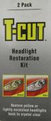 T-Cut THK001 Headlight Restoration Kit