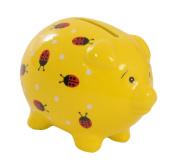 Suki Gifts Ladybird Piggy Bank