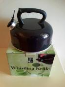 Pendeford 2 Litre Whistling Kettle, Blue
