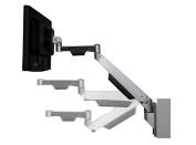 GSW130 Gas Spring Wall Mount LCD Monitor Stand w/ vesa bracket & monitor arm