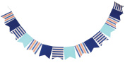 Coolmovers Seafarer Paper Bunting, Multi-Colour