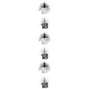 Amscan International Time to Party Cascade Column Decoration 18