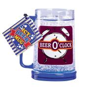 Boxer Gifts Beer O' Clock Icy Beer Mug