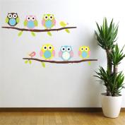Six Owls