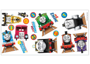 Fun4walls Thomas and Friends Wall Stickers CGI-Fully Repositionable