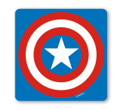 Captain America Shield Coaster
