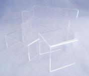 Acrylic Display Plinth 100mm