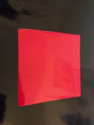 50 Red 15cm Square Bathroom/Kitchen Tile Stickers Cheap and cost effective