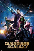 GB eye 61 x 91.5 cm Guardians of the Galaxy Payoff Maxi Poster