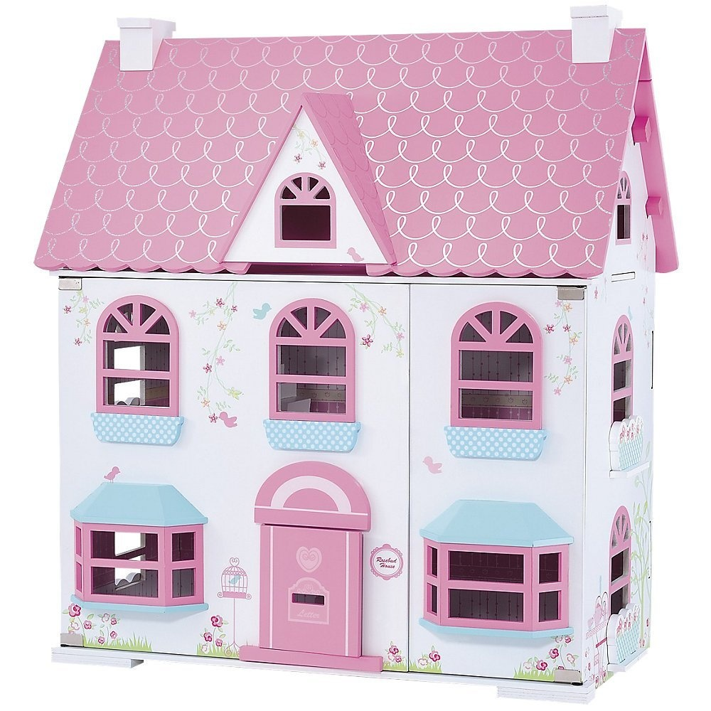 Elc Rosebud Country Doll S House By Rosebud Village Shop Online