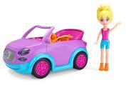 Polly Pocket Polly Car