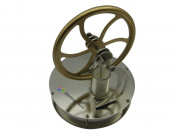 E-3LUE® low Temperature Stirling Engine Motor Steam Heat Education Model Toy Kits LT001