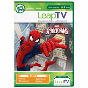 LeapFrog LeapTV Learning Game Ultimate Spider-Man Sinister Six Showdown