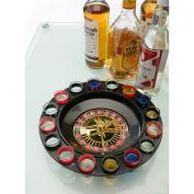 Juego Chupitos Ruleta Drinking Roulette Set