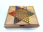 Hand Made Large Chinese Checkers