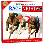 Host Your Own Dog Racing Night DVD Game