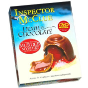 New Adults Murder Mystery Dvd Death By Chocolate Game