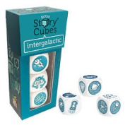 Rory's Story Cubes Mix Intergalactic Family Game