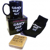 Grumpy Old Git Gifts Set