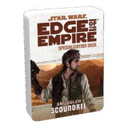 Star Wars Edge of The Empire Scoundrel Board Game