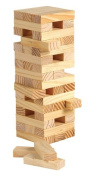 New York Gift Wooden Tower Block Game