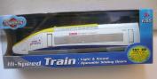 Die Cast Metal Hi-Speed Train