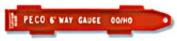 Peco SL-36 1.8m Way Gauge